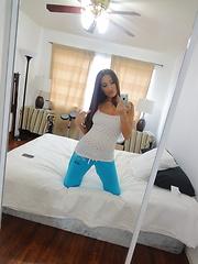 Her sexy nooner