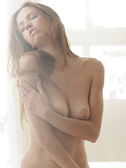 Erotic, beautiful girl, disclaim all