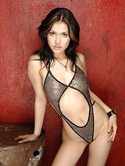 Beautiful Maria Ozawa in swimsuit solo