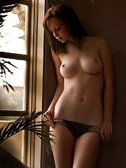 Hayden Winters - glows in the sunlight from a window - Pics