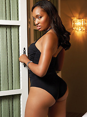 Sexy black models