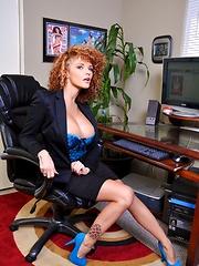 Joslyn James Slut Secretary Pics - Pics