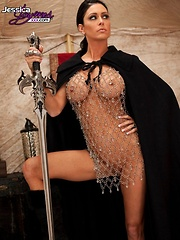 Warrior Princess Pics - Jessica Jaymes