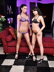 My New Girlfriend Pics - Jessica Jaymes and Annie Cruz
