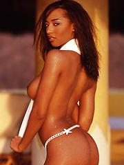 Playmate of the Month July 2000 - Neferteri Shepherd… - Pics