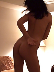 Destiny Moody gets wild and wooly shakin' it all over the house