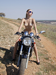 Very sexy easy rider