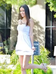 Aubrey Bought A New Dress - Pics