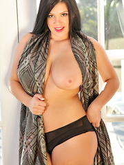 Satinee  always shines and has been a perpetual winner in our book,  especially with those absolutely awesome all-natural big tits of her's, and of course that  sultry smile and those ever charming eyes.   of course, we would be remiss if we didn't menti - Pics