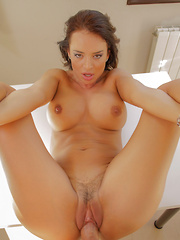 Big booty Columbian girl fucks and sucks her man - Pics
